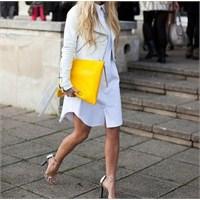 Trend: Beyaz Deri Ceket