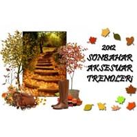2012 Sonbahar Aksesuar Trendleri