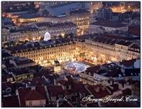 Süprizler Şehri Lizbon - Tanatım
