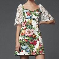 D&g Elbiseler 2014 Yılına Renkli Bir Dokunuş