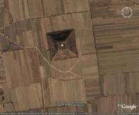 Google Earthte Türk Piramitleri