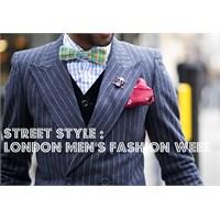 Sokak Modası : Londra Erkek Moda Haftası