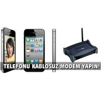 Telefonu Kablosuz Modem Yapın