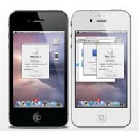 İphone İçin Harika Bir Mac Os X Lion Teması!