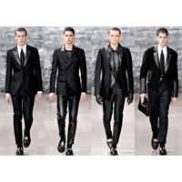 Ysl 2012-13 Sonbahar Kış Erkek Koleksiyonu
