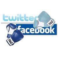 Twitter Vs Facebook: 7 Fark