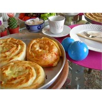 Yuvarlak Pul Böreği Eskişehir
