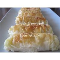 Yumuşacık Patatesli Börek