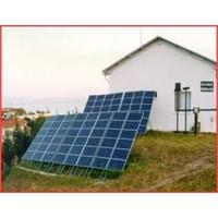 Güneş Enerjisini Kullanarak Tasarruf Ettiler