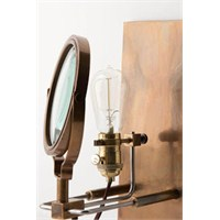 Anthropologie'den Magnifing Glass Aplik