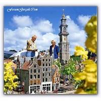 Minyatür Şehir | Madurodam (Den Haag - Hollanda)