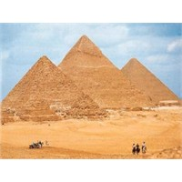 Piramitler hakkında bilinmeyenler