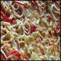 Balıklı Pizza Tarifi