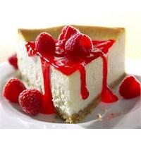Cheesecake Tarifi (Böğürtlenli)