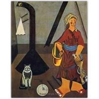 Joan Miro Ferra (1893 - 1983) | İspanyol Ressam