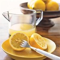 Karaciğer Yağlanması İçin Doğal Maydanoz, Limon Kü