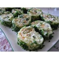 Rulo Şeklinde Patates Salatası