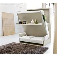Duvara Kapanan Yataklar İle Evler Daha Kullanışlı