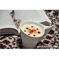 Buğdaylı Yoğurt Çorbası