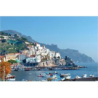 Amalfi Coast, İtalya