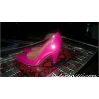 Pembiş Zara Ayakkabılarım