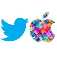 Apple'dan Twitter Atağı