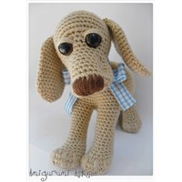 Amigurumi Retriever