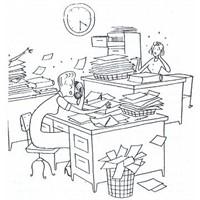 Ofis Hayatında Yaptığınız 7 İsrafı Azaltın !