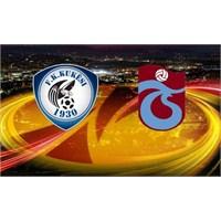 Kukesi 0 – 2 Trabzonspor ( 23/08/2013 )