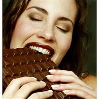 Çikolata Kadınların Kişiliğini Yansıtıyor