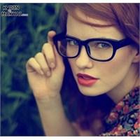 Büyük Bayan Gözlükleri