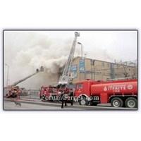 Yangın Esnasında Yapılması Gerekenler