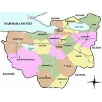 Bursa'nın Coğrafi Bilgileri
