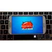 Galaxy S4 (Gt-i9500) İçin Android 4.3 Yayınlandı!