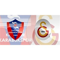 K.Karabükspor 0 – 1 Galatasaray (13/04/2013)(Özet)