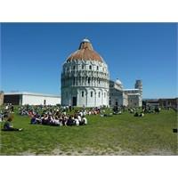 Toskana'da Uzun Hafta Sonu: İlk Durak Pisa