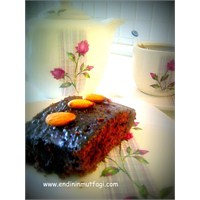 Çikolata Parçalı Browni Tarifi