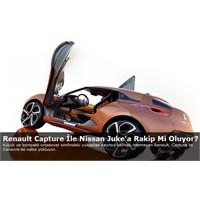 Renault Capture İle Nissan Juke'a Rakip Mi Oluyor?