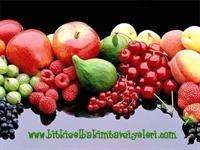Kış Aylarında Yenmesi Gereken Meyveler