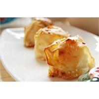 Pazılı Fincan Böreği