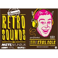 Bomonti Retro Sounds Partileri Başlıyor!