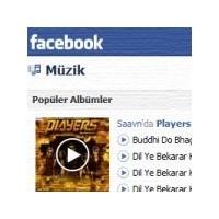 Facebook Sohbet Üzerinden Online Müzik Dinleme