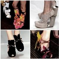 2011 Sonbahar/ Kış Ayakkabı Trendleri
