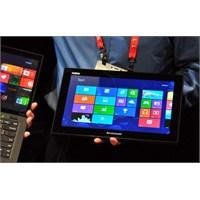 Ces 2013: Lenovo Kablosuz Ekranını Tanıttı