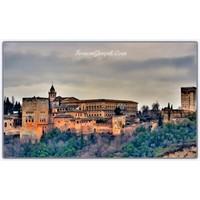 Granada (El Hamra Sarayı) | İspanya