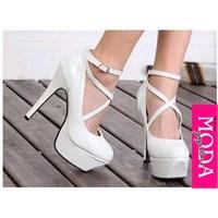 2013 Gelinlik Ayakkabı Modelleri