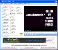 Online Tv - Radyo Ve Sinema !