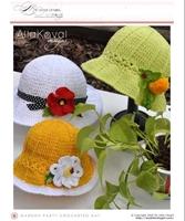 Birbirinden Şık Yazlık Şapkalar