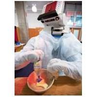 Öğrenci Yapımı Robot Aşçı