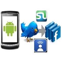 Android İle Sosyal Medya